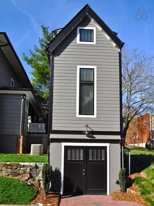 Small Two Story House Design: 850 Best Images About Cute Tiny Houses On Pinterest