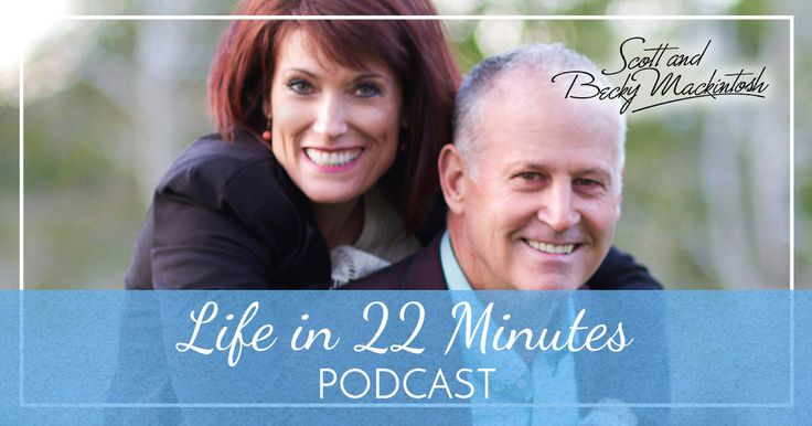 On this episode 002 Scott and Becky Mackintosh share the story of creative parenting that went viral landing Scott on the TODAY Show, Good Morning America, CNN, Fox and Friends and many many more. This lead to Becky writing a book that is available on Amazon called My Husband Wears the Short Shorts in THIS Family!
