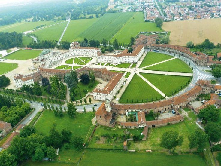 Stupinigi palace, Turin, Piedmont, Italy