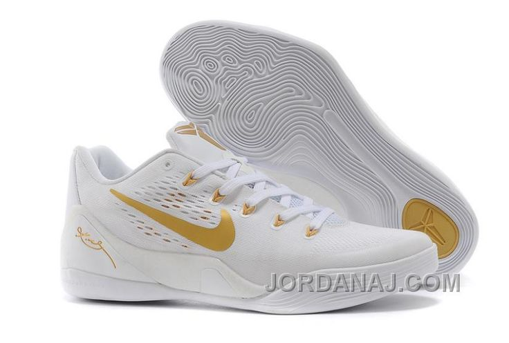 http://www.jordanaj.com/nike-kobe-9-low-em-white-gold-for-sale-super-deals.html NIKE KOBE 9 LOW EM WHITE GOLD FOR SALE SUPER DEALS Only 86.87€ , Free Shipping!