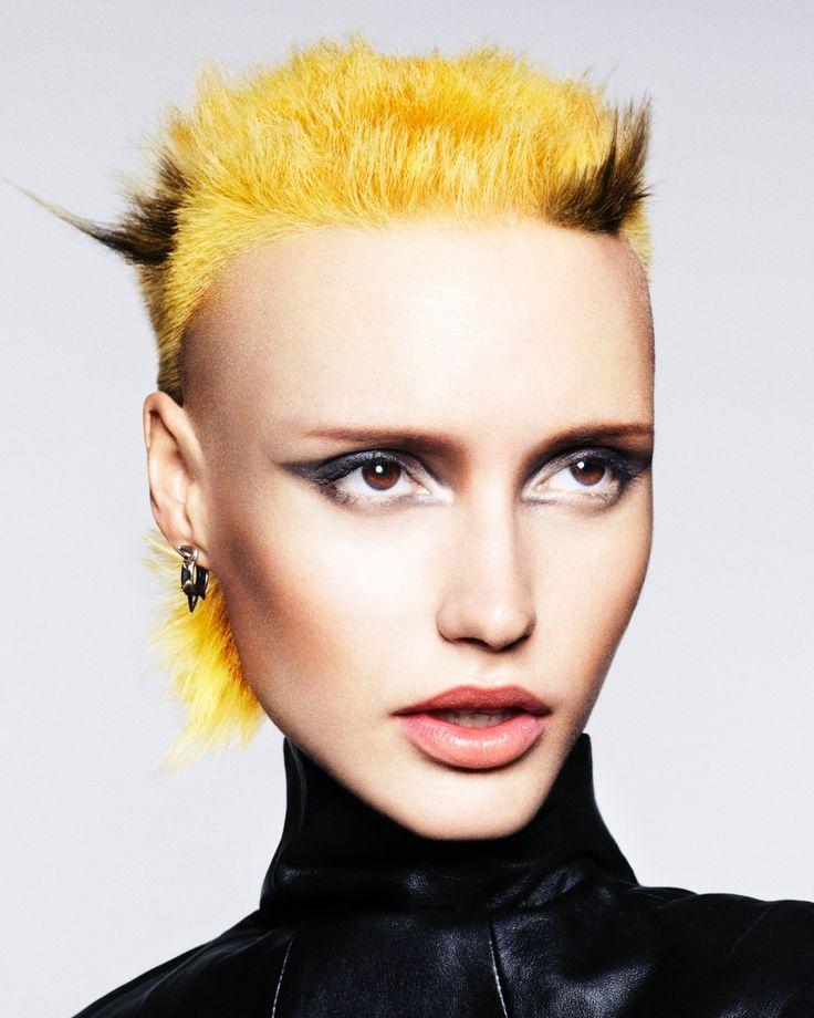 Hair: Cos Sakkas TONI&GUY  Photography: Andrew O'Toole  Styling: Juli Molnar  Make-up: Lan Nguyen
