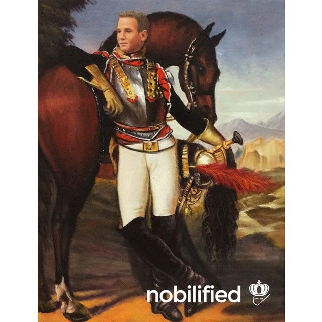 All I need is one horse power.  Portrait Equestre - Commission your own at nobilified.com