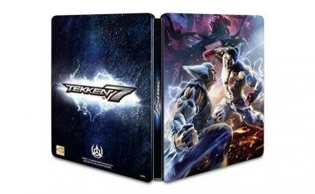 [Vorbestellen Import] Tekken 7 Steelbook Edition (Playstation 4 und Xbox One)