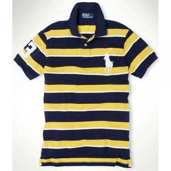 polo ralph lauren uomo bianco pony grassetto strisce:Classica camicia a righe POLO grassetto giallo tono-based, forte senso visivo.Come è possibile contattare:annapolo888@gmail.com whatsapp:008617817444596