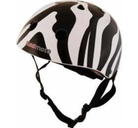 Kiddimoto Helmet Zebra Small