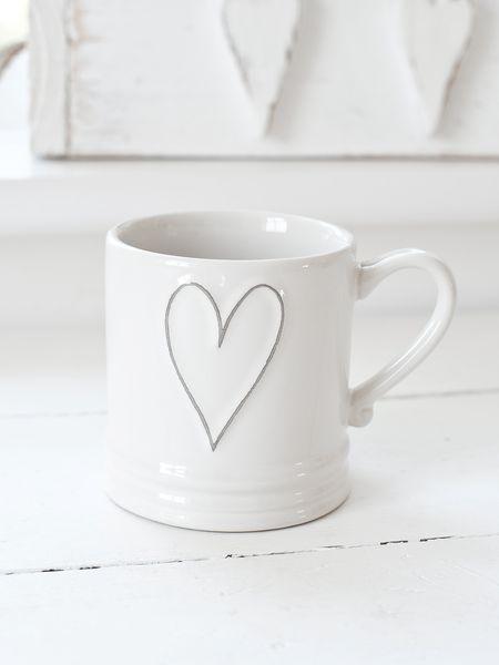 Heart mug...