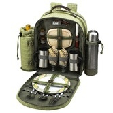 Found it at Wayfair - Hamptons Coffee/Picnic Backpack for Two