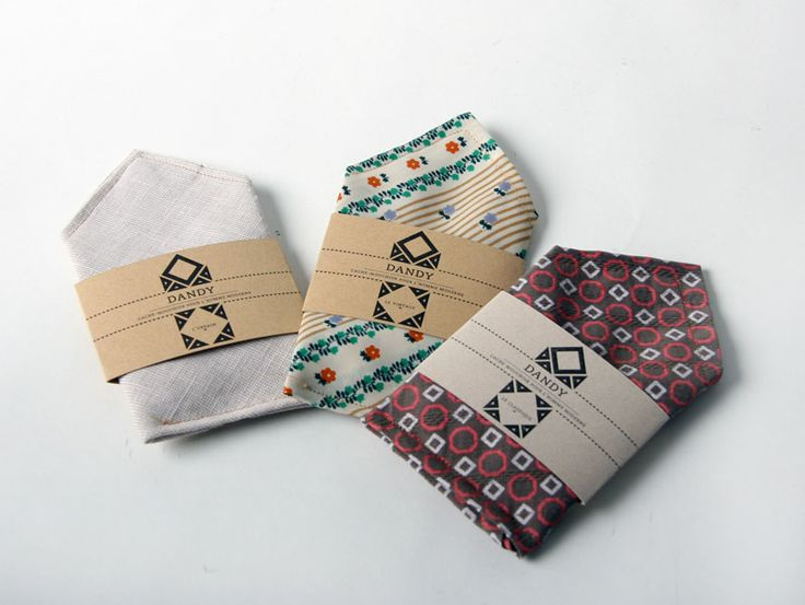 Pocket Handkerchief to hide disposable tissues