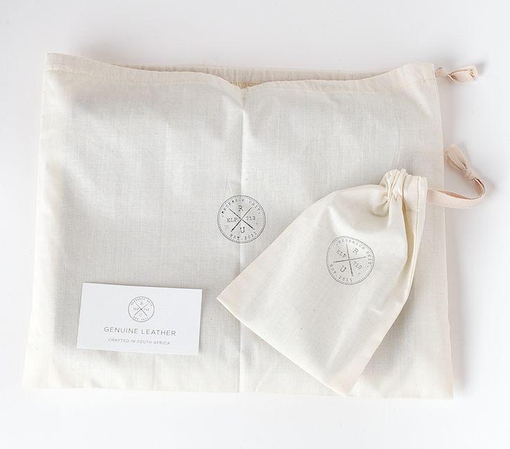 Simple Clean Personal  #RU #packaging #luxury #leather #goods