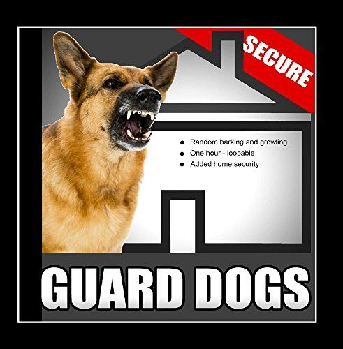 Guard Dogs Random Barking And Growling Dog Sounds For A Dog Sounds Guard Dogs Home Security