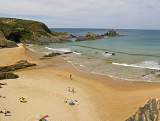 7 Maravilhas Praias de Portugal - Zambujeira do Mar Odemira