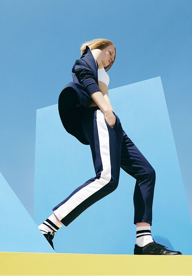 Gym 80's - EDITORIAL | Autumn Winter 2016 - Oysho Spain