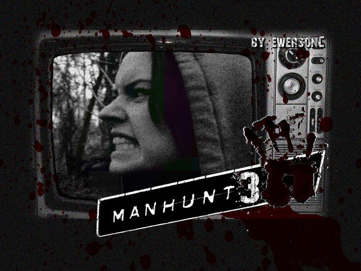 Manhunt 3 - strong logo