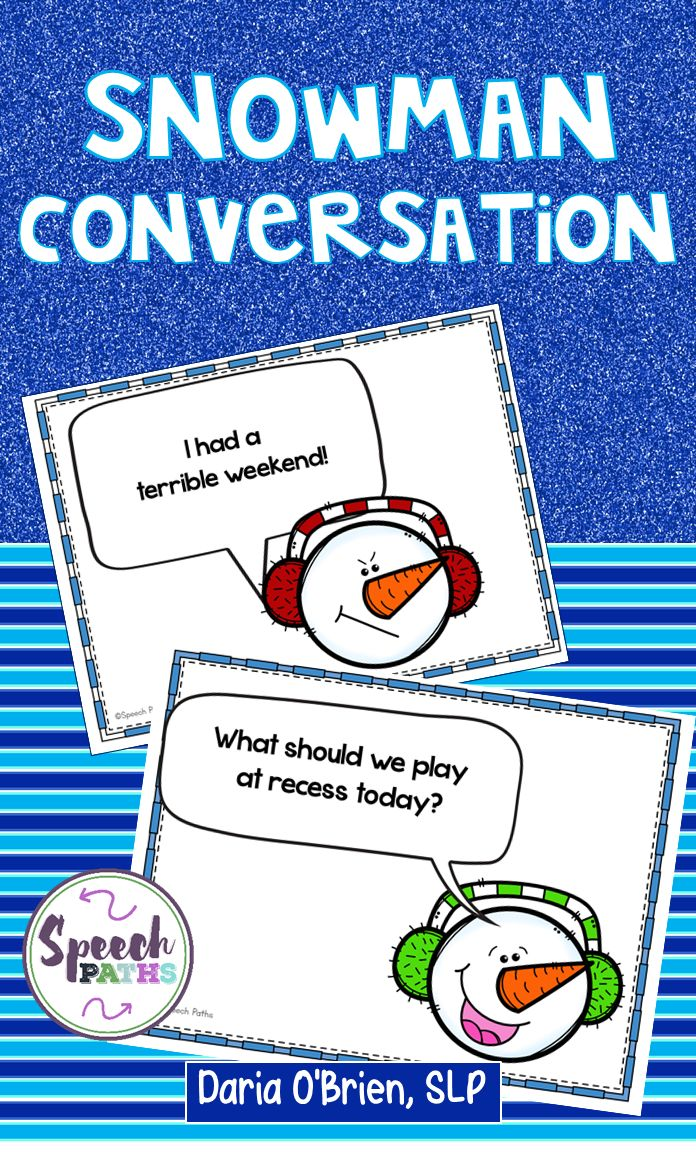 Practice social skills with these FREE conversation starters!