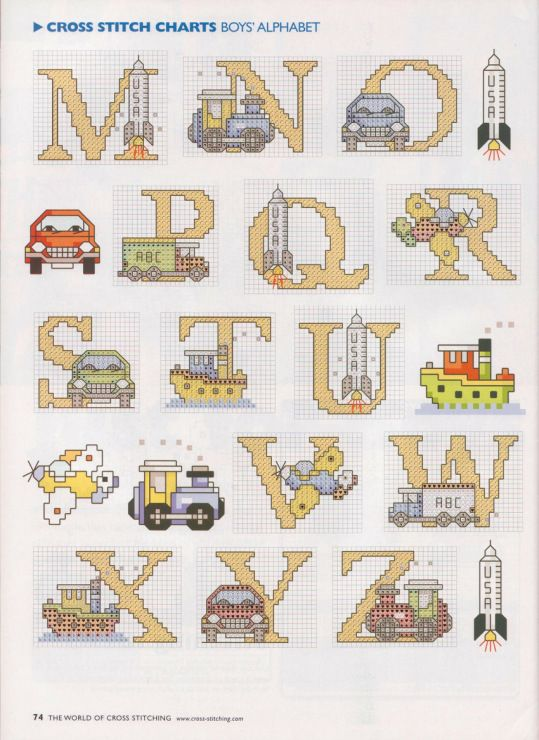 Gallery.ru / Photo # 45 - The world of cross stitching 045 May 2001 - tymannost