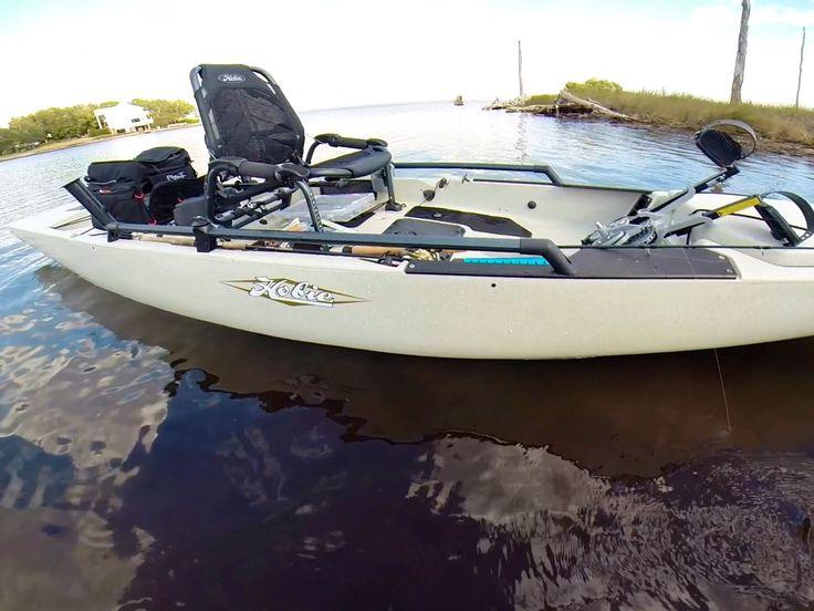 25 best ideas about hobie pro angler on pinterest hobie for Best bass fishing kayak