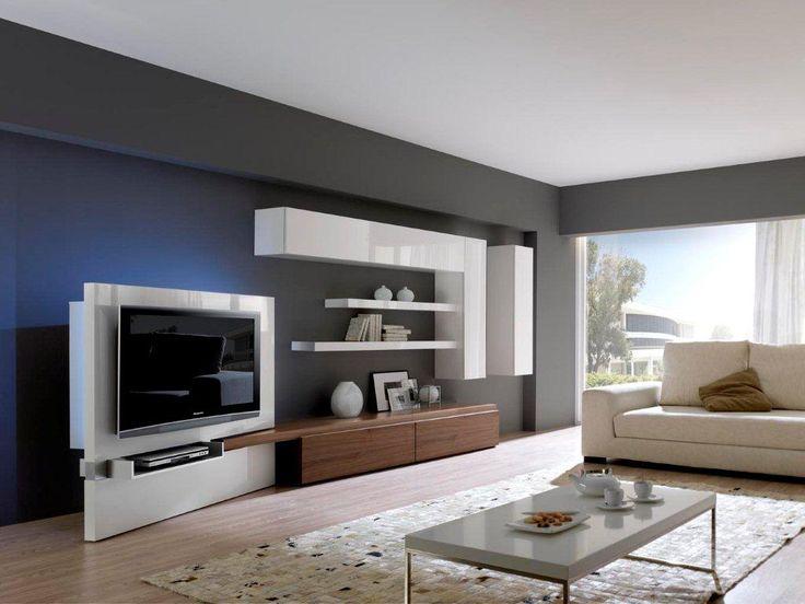 1000 images about mueble tv on pinterest gardens tvs - Muebles de tv modernos ...