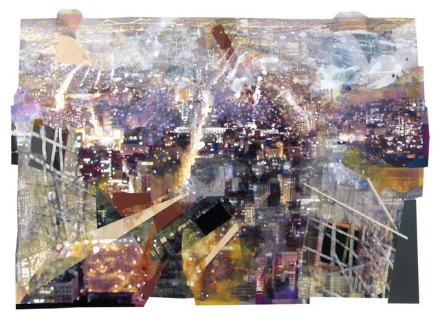 """Amethyst District"" by Sandy Litchfield"