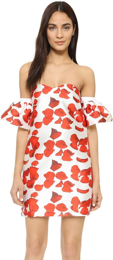 Designer | Off Shoulder Dress : ReNamed