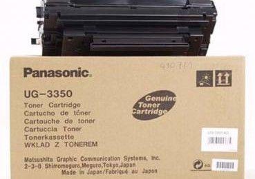 Original Panasonic UG-3350 Toner Black u.a. passend für KM-F 650, UF 580, UF 590