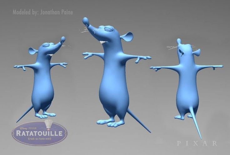 Jonathan Paine Pixar Demo ReelComputer Graphics & Digital Art Community for Artist: Job, Tutorial, Art, Concept Art, Portfolio