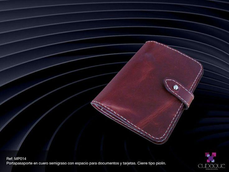 Porta pasaporte Bolso tejido en cuero #handmade #bags #accesorios #hechoamano #leather #cuero #bolsos #viaje #pasaporte