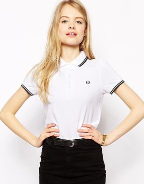 We're taken back to the 90s with this polo shirt and it sure feels good! Wear yours tucked into mom jeans or a vintage skirt. http://asos.to/1lMBTxu