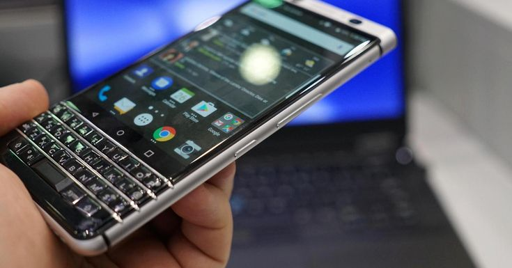 BlackBerry shares surge far more than 7% just after earnings beat anticipations