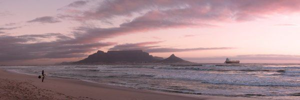 Unmistakable Table Mountain