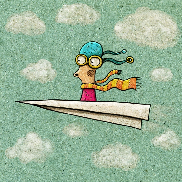 Paperplane2 by MaComiX