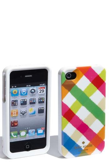 kate spade new york 'spring trellis' iPhone 4 & 4S case