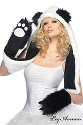CAPUCHE PANDA MALICIEUX  http://www.prod4you.com/#!costumes-deguisements-sexy/c1juw