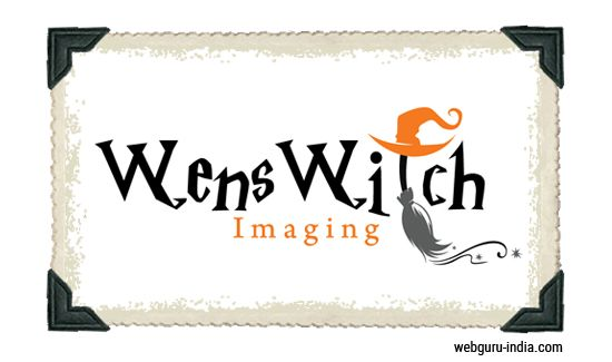 WensWitch Logo - Bold and Thin Line  Learn more ► http://www.webguru-india.com/blog/top-8-trends-of-logo-design-in-2015/