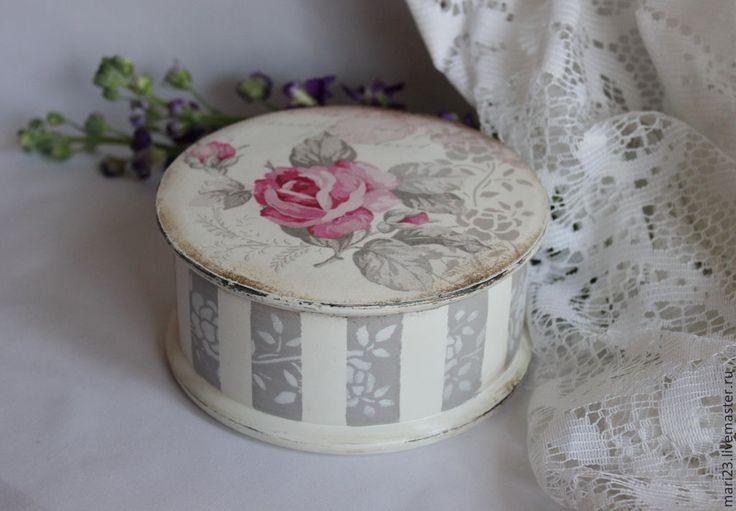 "Boxes handmade. Fair Masters - handmade. Buy Stash ""Chebbi"". Handmade. White, Housing and Interior Design"