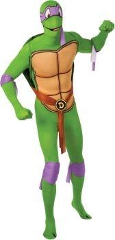 Teenage Mutant Ninja Turtles Donatello 2nd Skin Suit. Large range of TMNT costumes available online.    Delivery is Australia wide.