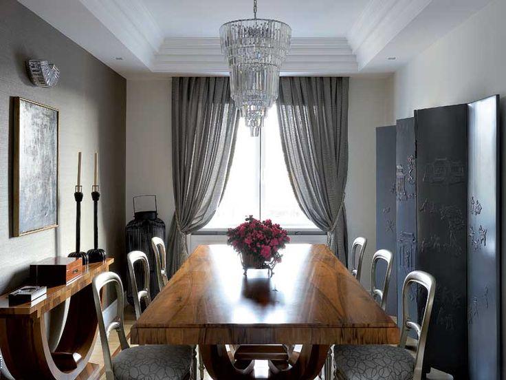 Tende Sala Da Pranzo Moderne ~ Migliore Ispirazione Per La Casa e l ...