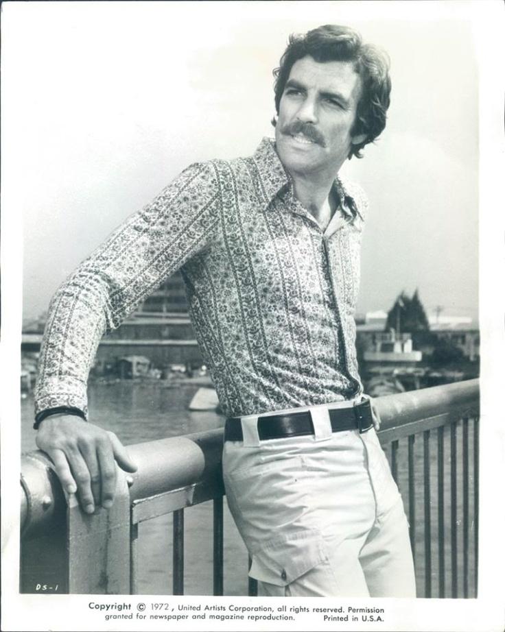 1972 Tom Sellek