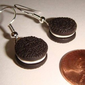 oreo (it's their 100th anniversary this week and boy has their marketing worked on me. I had oreos for breakfast.)