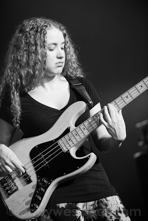 Tal Wilkenfeld - this woman is AMAZING.