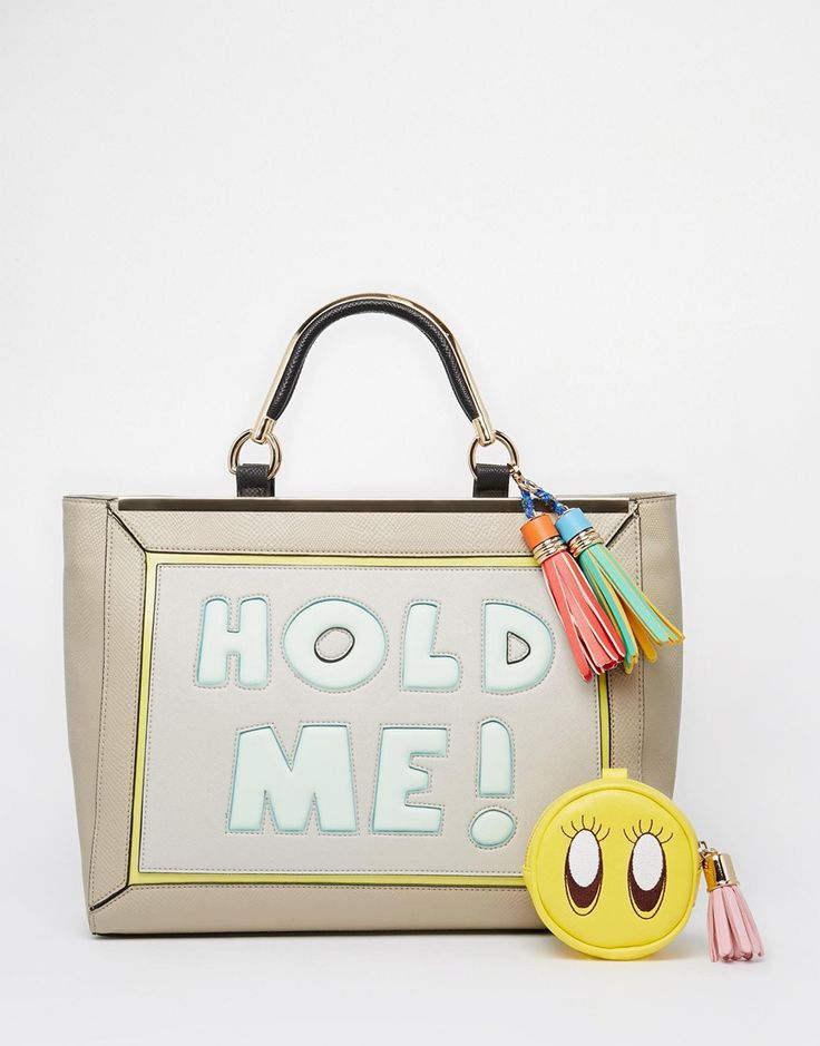 River Island | River Island Hold Me Tote at ASOS