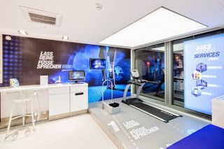 ASICS Opens First Store in Germany Flagship ASICS STORE HAMBURG Specializing in Running Goods