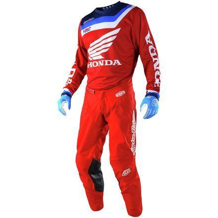 Troy Lee Designs Mens Off-Road Motocross GP Prisma 2 Jersey Black, Large