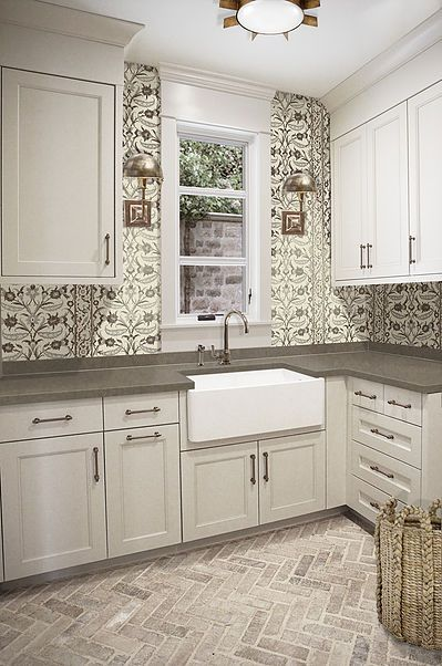 Laundry room designed by heather ryan interior designer for Interior designer phoenix
