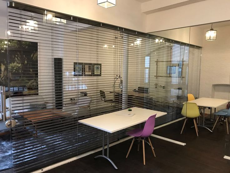 Glass partition is a practical way of dividing interior space without making the office seem smaller. https://londonglasscentre.net
