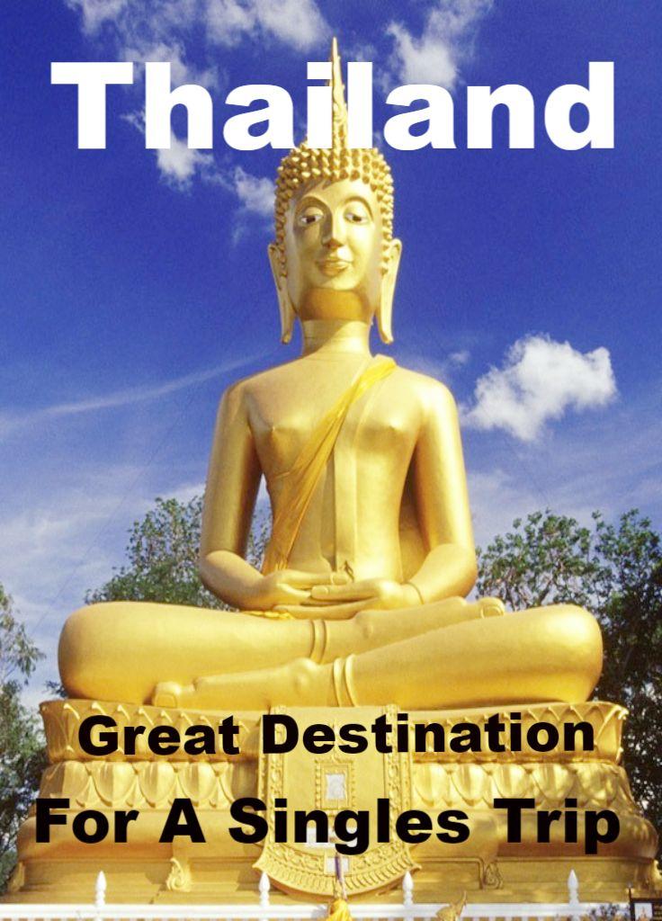 Singles travel to tour on Temples to Beaches Thailand ...