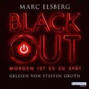 Blackout, von Marc Elsberg