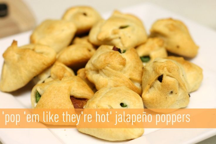 jalapenoAdd Margaritas, Cream Cheese, Dinner Parties, Jalapeno Bacon, Cocktails Parties, Parties Recipe, Appetizers Recipe, Crescents Rolls, Jalapeno Poppers