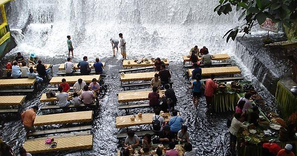 Waterfalls Restaurant - Imgur
