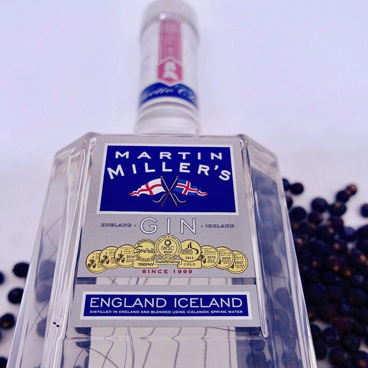 Martin Miller's gin - a classic ginyou need in your collection - What's Katie Doing?  ||  Martin Miller's – a classic gin you need in your collection The first time I tried Martin Miller's gin was when it was showcased as the 'gin of the month' at my favourite gin pub – The Oliver Conquest. They hosted a gin tasting for people to try the gin and some of the different…