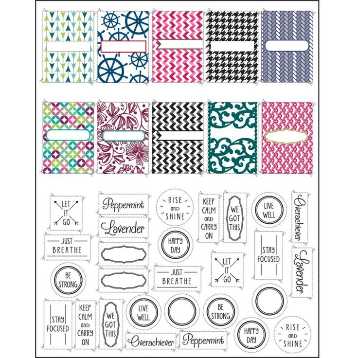 111 best Free Labels \ Tags images on Pinterest DIY, Cards and - ingredient label template